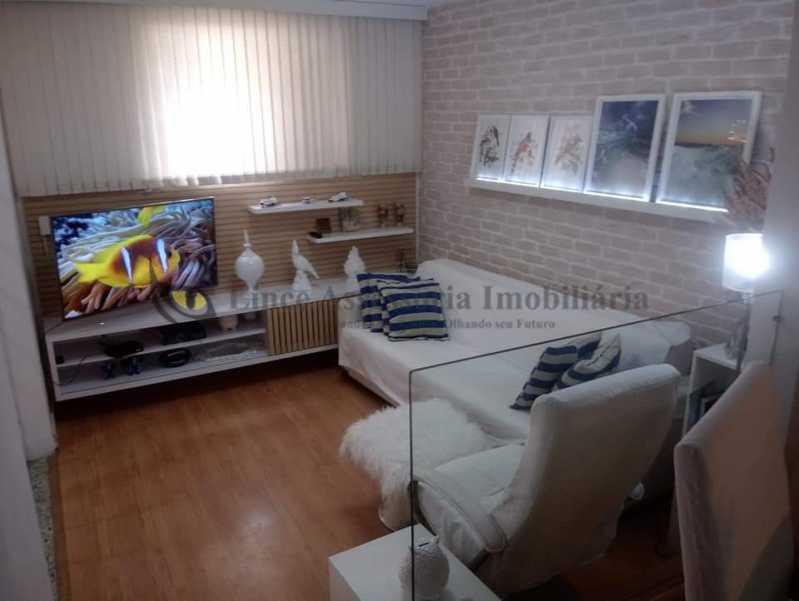 7 - Casa 4 quartos à venda Tijuca, Norte,Rio de Janeiro - R$ 850.000 - TACA40079 - 6