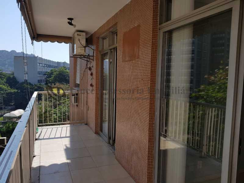 varanda1,1 - Apartamento 2 quartos à venda Maracanã, Norte,Rio de Janeiro - R$ 420.000 - TAAP22536 - 1