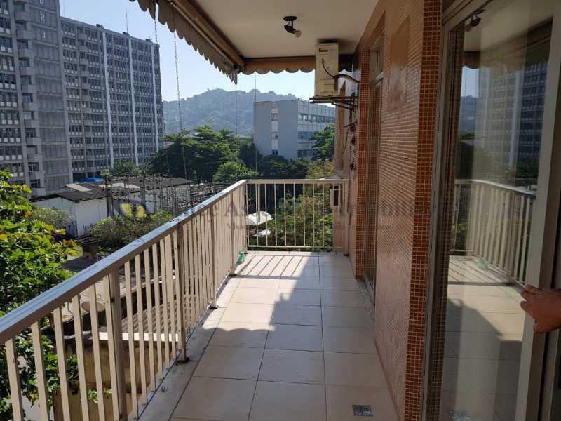 varanda1.2 - Apartamento 2 quartos à venda Maracanã, Norte,Rio de Janeiro - R$ 420.000 - TAAP22536 - 3
