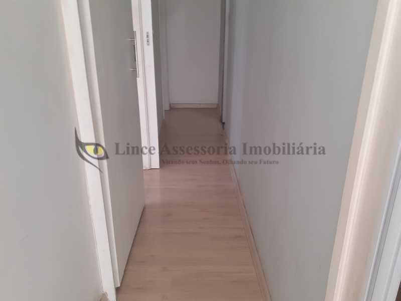 circulação - Apartamento 2 quartos à venda Maracanã, Norte,Rio de Janeiro - R$ 420.000 - TAAP22536 - 6