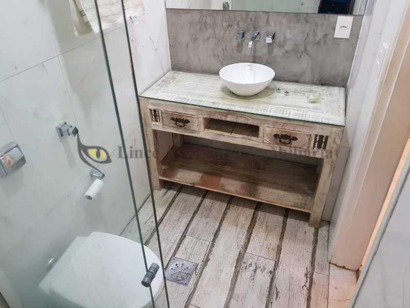 banheiro suite1.4 - Apartamento 2 quartos à venda Maracanã, Norte,Rio de Janeiro - R$ 420.000 - TAAP22536 - 18
