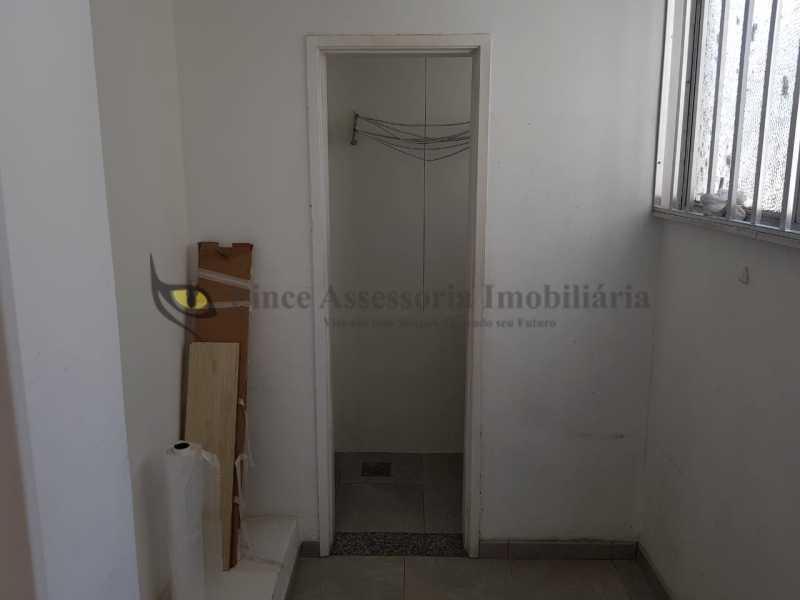 quarto de empregada - Apartamento 2 quartos à venda Maracanã, Norte,Rio de Janeiro - R$ 420.000 - TAAP22536 - 23