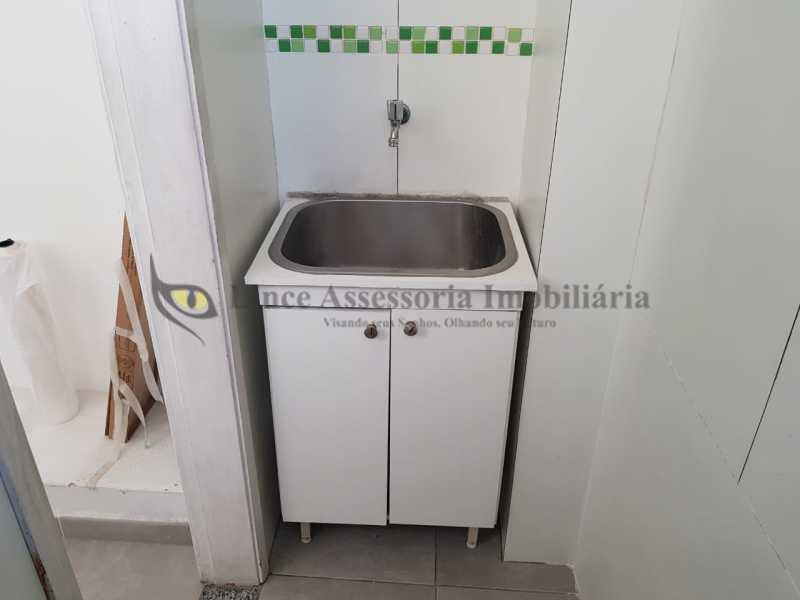 banheiro empregada - Apartamento 2 quartos à venda Maracanã, Norte,Rio de Janeiro - R$ 420.000 - TAAP22536 - 24