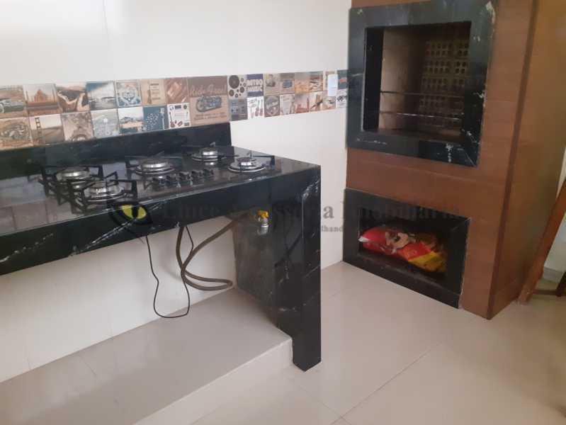 churrasqueira - Apartamento 2 quartos à venda Maracanã, Norte,Rio de Janeiro - R$ 420.000 - TAAP22536 - 27