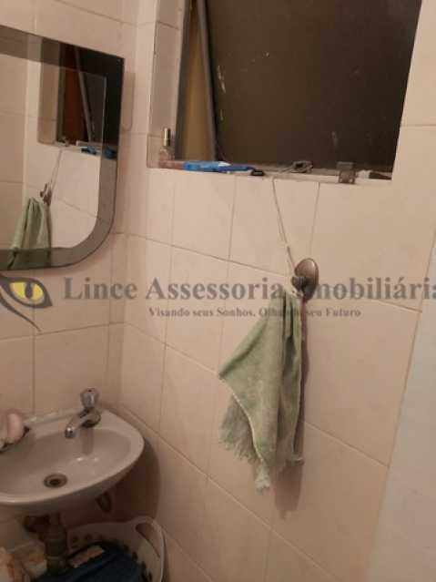 15-banheiro de serviço - Apartamento 1 quarto à venda Andaraí, Norte,Rio de Janeiro - R$ 350.000 - TAAP10504 - 16