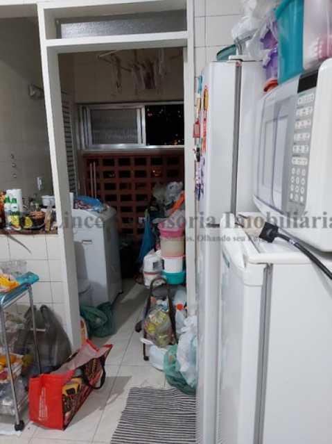 15-cozinha área de serviço-1. - Apartamento 1 quarto à venda Andaraí, Norte,Rio de Janeiro - R$ 350.000 - TAAP10504 - 17