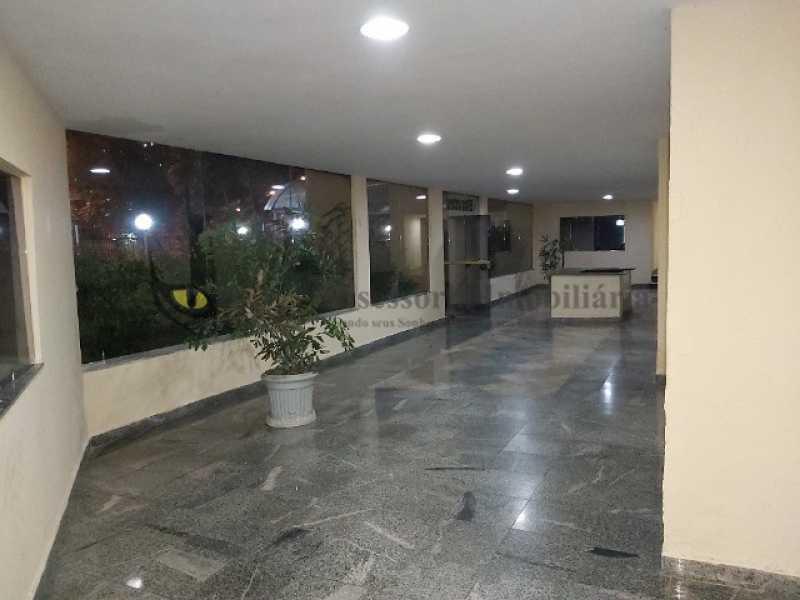 16-hall do prédio - Apartamento 1 quarto à venda Andaraí, Norte,Rio de Janeiro - R$ 350.000 - TAAP10504 - 18