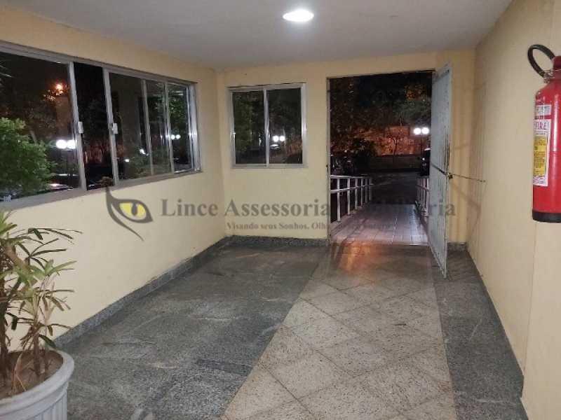 17-hall do prédio 1 - Apartamento 1 quarto à venda Andaraí, Norte,Rio de Janeiro - R$ 350.000 - TAAP10504 - 19