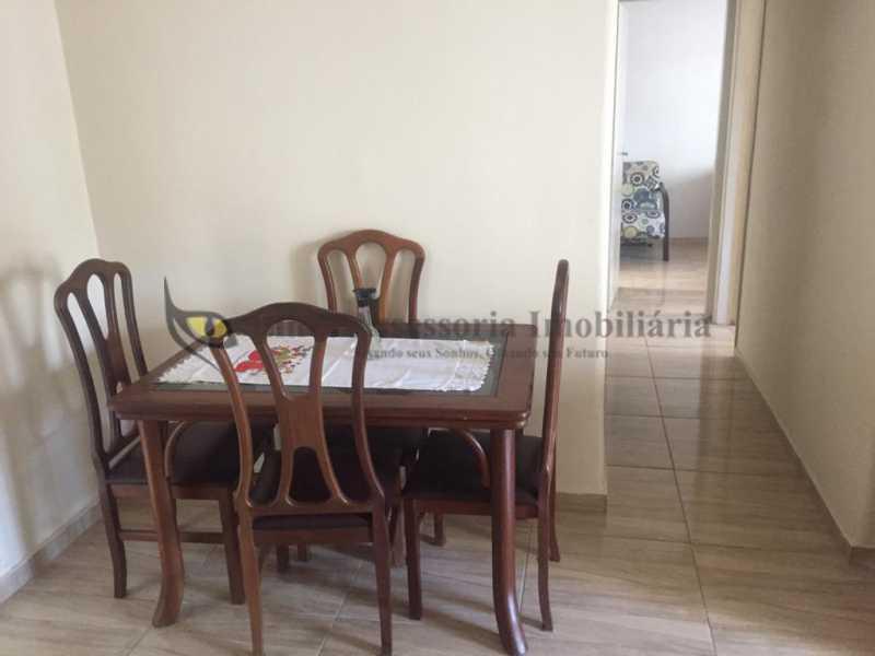 Sala em dois ambientes - Apartamento 2 quartos à venda Maracanã, Norte,Rio de Janeiro - R$ 220.000 - TAAP22540 - 3