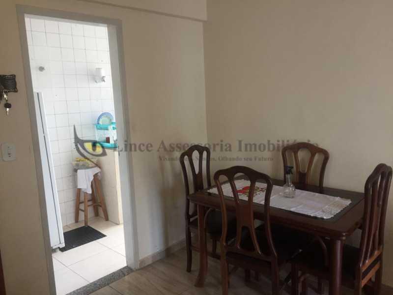 Sala em dois ambientes - Apartamento 2 quartos à venda Maracanã, Norte,Rio de Janeiro - R$ 220.000 - TAAP22540 - 1