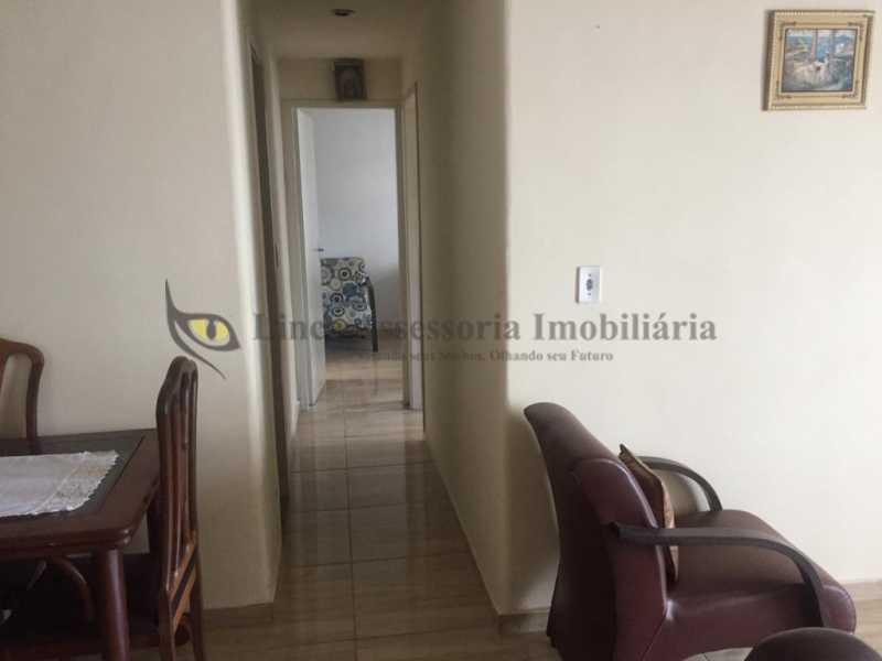 Sala em dois ambientes - Apartamento 2 quartos à venda Maracanã, Norte,Rio de Janeiro - R$ 220.000 - TAAP22540 - 6