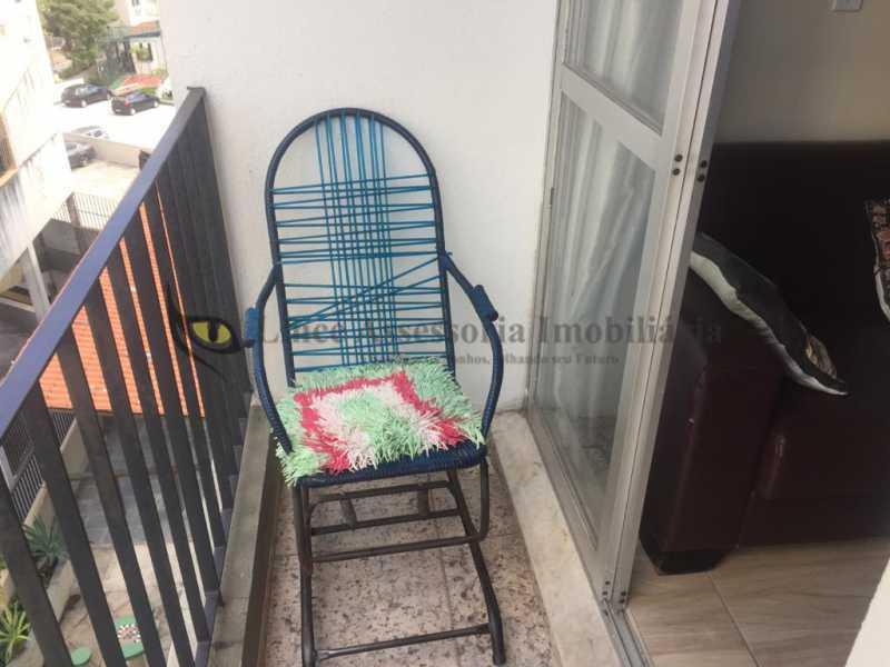 Varanda - Apartamento 2 quartos à venda Maracanã, Norte,Rio de Janeiro - R$ 220.000 - TAAP22540 - 9