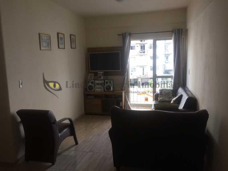 Sala em dois ambientes - Apartamento 2 quartos à venda Maracanã, Norte,Rio de Janeiro - R$ 220.000 - TAAP22540 - 7