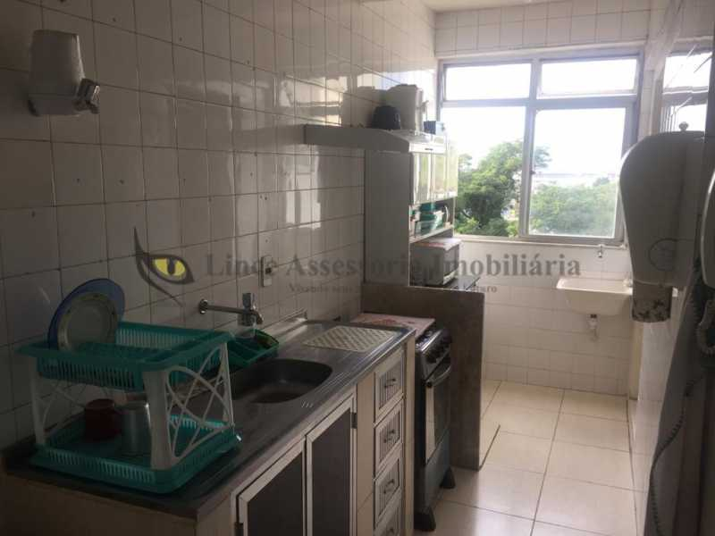 Cozinha e área - Apartamento 2 quartos à venda Maracanã, Norte,Rio de Janeiro - R$ 220.000 - TAAP22540 - 20