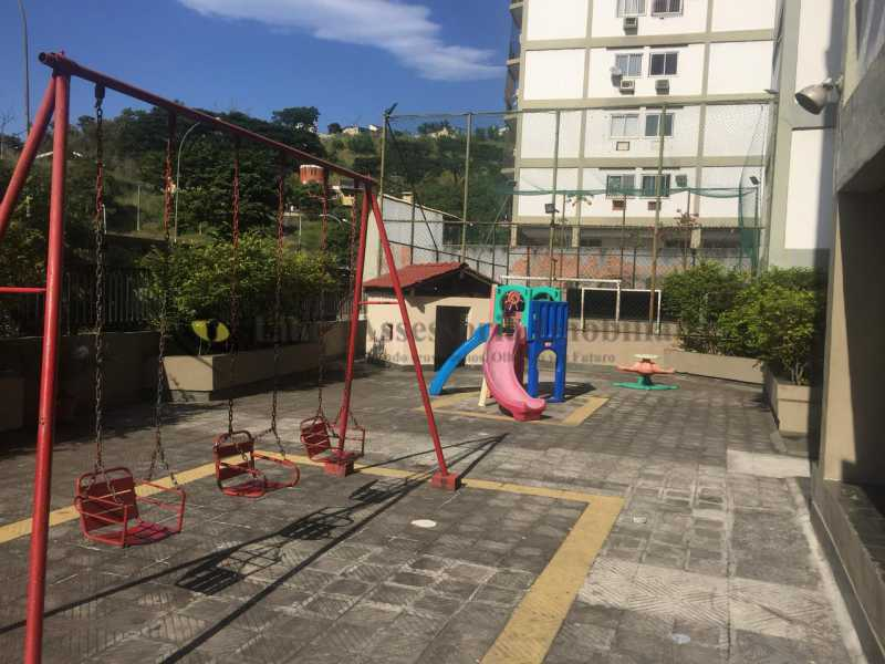Playground - Apartamento 2 quartos à venda Maracanã, Norte,Rio de Janeiro - R$ 220.000 - TAAP22540 - 23