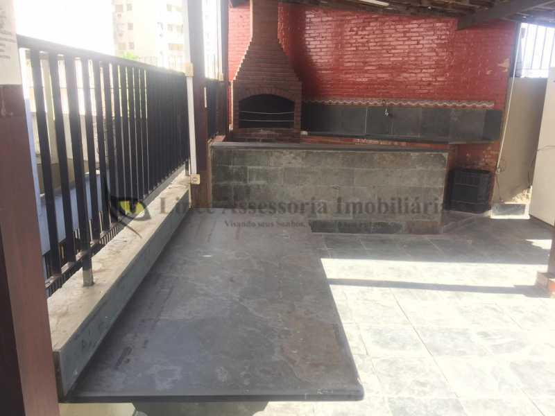 Churrasqueira - Apartamento 2 quartos à venda Maracanã, Norte,Rio de Janeiro - R$ 220.000 - TAAP22540 - 24