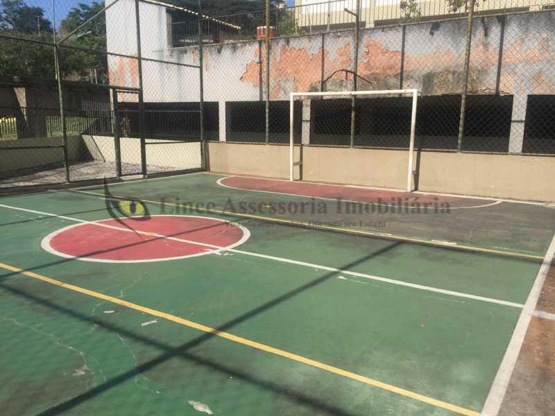 Quadra poliesportiva - Apartamento 2 quartos à venda Maracanã, Norte,Rio de Janeiro - R$ 220.000 - TAAP22540 - 26