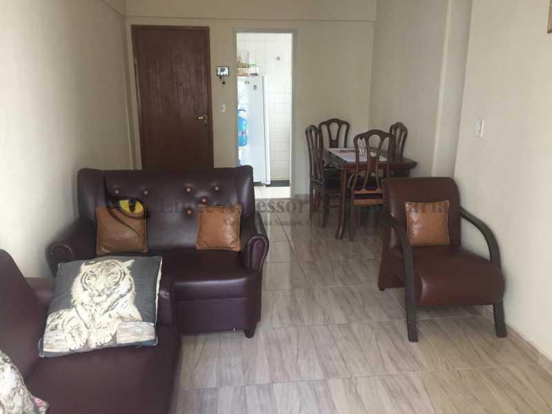 Sala em dois ambientes - Apartamento 2 quartos à venda Maracanã, Norte,Rio de Janeiro - R$ 220.000 - TAAP22540 - 5