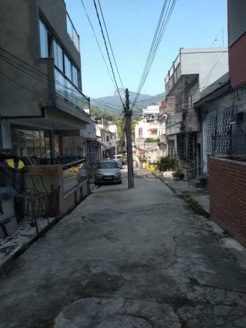 03 - Casa de Vila 4 quartos à venda Rio Comprido, Norte,Rio de Janeiro - R$ 400.000 - TACV40030 - 4