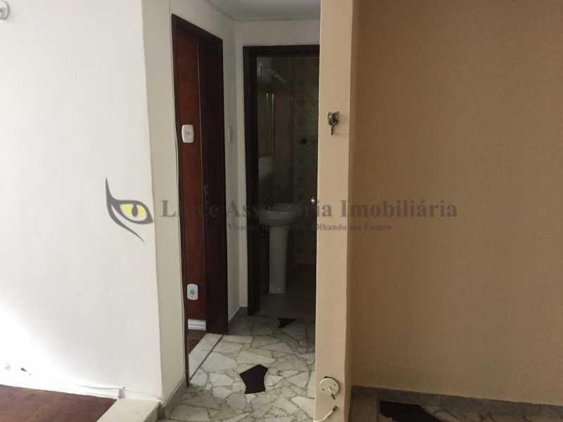 Hall - Apartamento 1 quarto à venda Vila Isabel, Norte,Rio de Janeiro - R$ 285.000 - TAAP10506 - 5