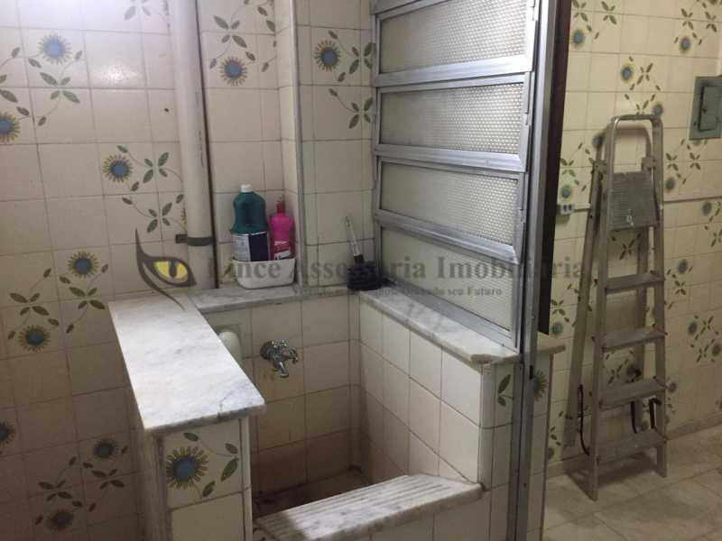 Área de serviço - Apartamento 1 quarto à venda Vila Isabel, Norte,Rio de Janeiro - R$ 285.000 - TAAP10506 - 21