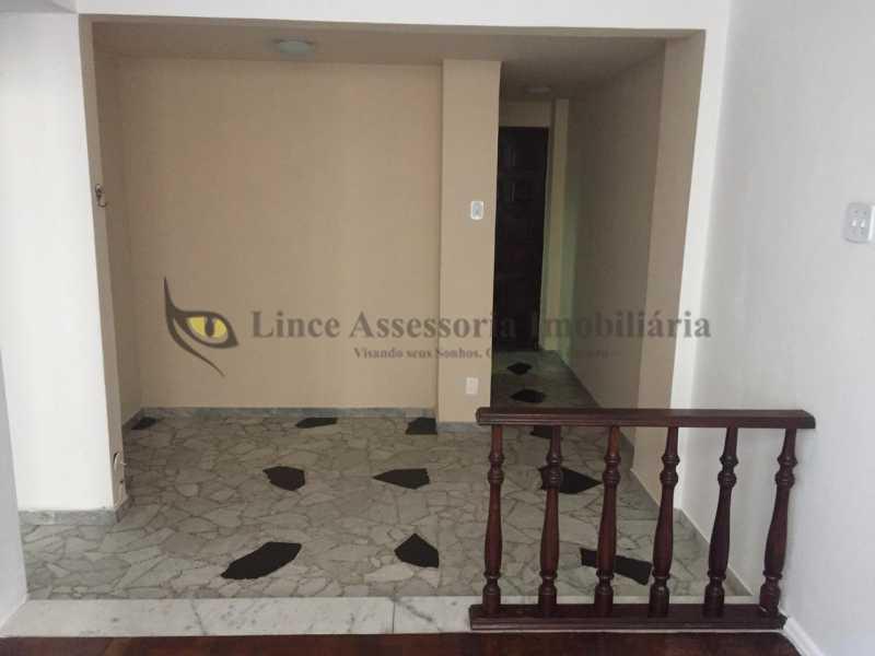 Sala em dois ambientes - Apartamento 1 quarto à venda Vila Isabel, Norte,Rio de Janeiro - R$ 285.000 - TAAP10506 - 4