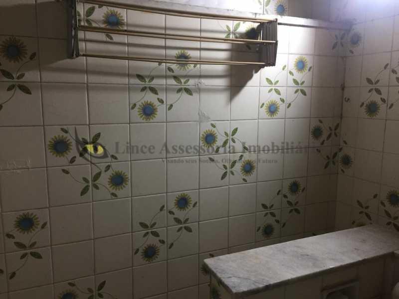 Área de serviço - Apartamento 1 quarto à venda Vila Isabel, Norte,Rio de Janeiro - R$ 285.000 - TAAP10506 - 22