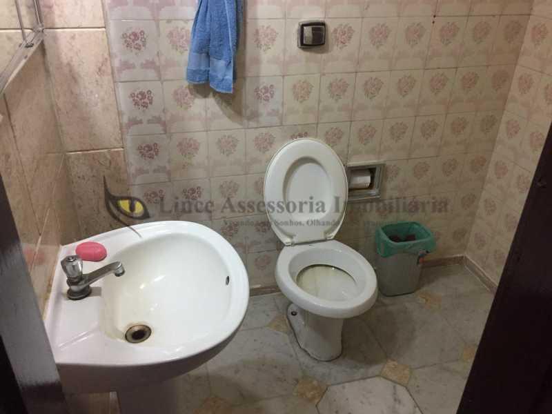 Banheiro - Apartamento 1 quarto à venda Vila Isabel, Norte,Rio de Janeiro - R$ 285.000 - TAAP10506 - 13