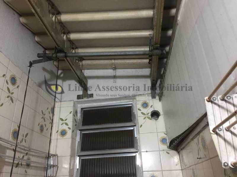 Área de serviço - Apartamento 1 quarto à venda Vila Isabel, Norte,Rio de Janeiro - R$ 285.000 - TAAP10506 - 23