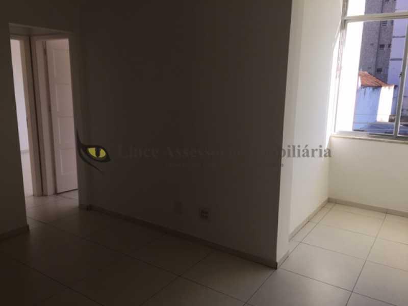 Sala em dois ambientes - Apartamento 2 quartos à venda Vila Isabel, Norte,Rio de Janeiro - R$ 350.000 - TAAP22543 - 5