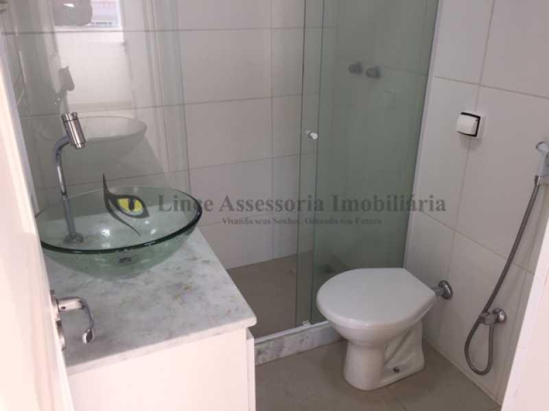 Banheiro - Apartamento 2 quartos à venda Vila Isabel, Norte,Rio de Janeiro - R$ 350.000 - TAAP22543 - 9
