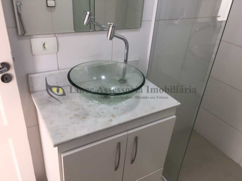 Banheiro - Apartamento 2 quartos à venda Vila Isabel, Norte,Rio de Janeiro - R$ 350.000 - TAAP22543 - 10