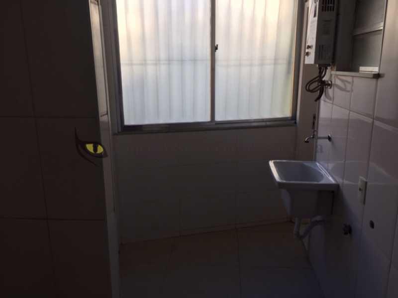 Área de serviço - Apartamento 2 quartos à venda Vila Isabel, Norte,Rio de Janeiro - R$ 350.000 - TAAP22543 - 18