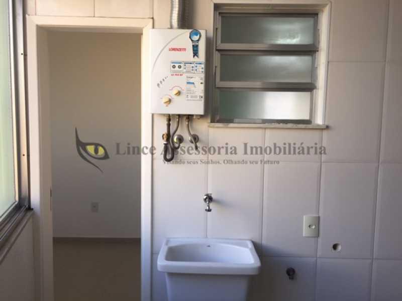 Área de serviço - Apartamento 2 quartos à venda Vila Isabel, Norte,Rio de Janeiro - R$ 350.000 - TAAP22543 - 24