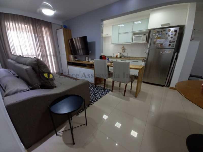 01 - Apartamento 2 quartos à venda Cachambi, Norte,Rio de Janeiro - R$ 450.000 - TAAP22545 - 3