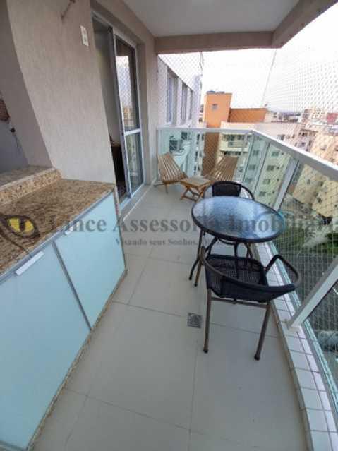 08 - Apartamento 2 quartos à venda Cachambi, Norte,Rio de Janeiro - R$ 450.000 - TAAP22545 - 9