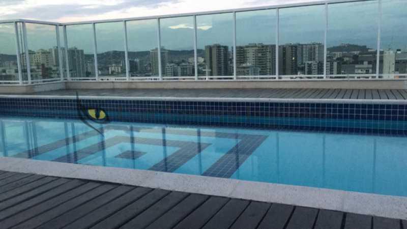 17 - Apartamento 2 quartos à venda Cachambi, Norte,Rio de Janeiro - R$ 450.000 - TAAP22545 - 18