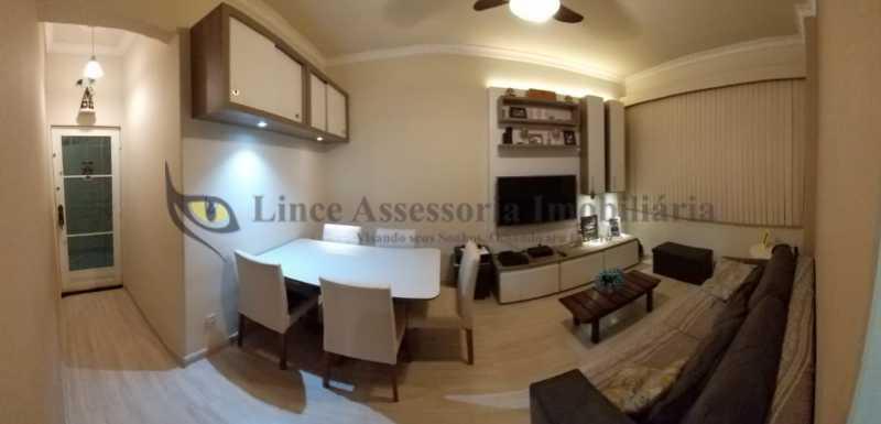 SALA - Apartamento 2 quartos à venda Maracanã, Norte,Rio de Janeiro - R$ 430.000 - TAAP22547 - 3