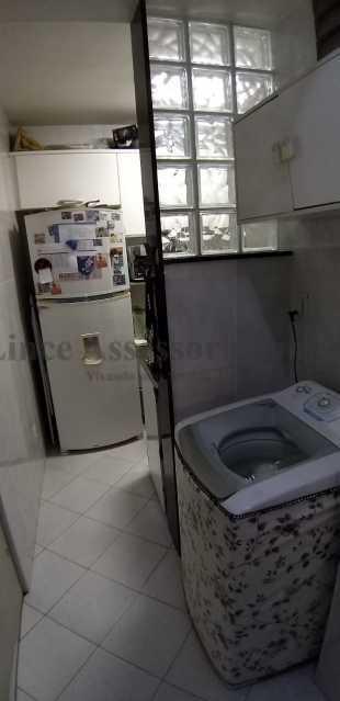 ÁREA DE SERVIÇO - Apartamento 2 quartos à venda Maracanã, Norte,Rio de Janeiro - R$ 430.000 - TAAP22547 - 19