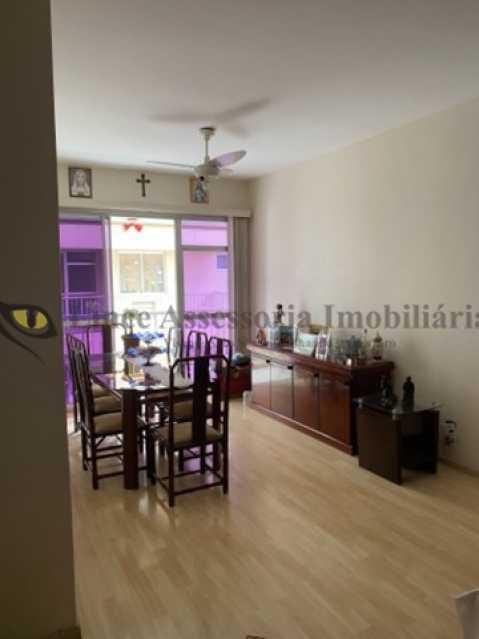 01- Sala de estar - Apartamento 3 quartos à venda Méier, Norte,Rio de Janeiro - R$ 519.000 - TAAP31445 - 3
