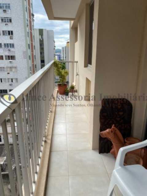 05-varanda - Apartamento 3 quartos à venda Méier, Norte,Rio de Janeiro - R$ 519.000 - TAAP31445 - 1