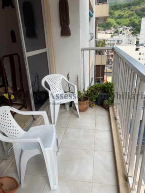 06-varanda - Apartamento 3 quartos à venda Méier, Norte,Rio de Janeiro - R$ 519.000 - TAAP31445 - 7