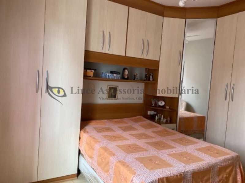 07-quarto - Apartamento 3 quartos à venda Méier, Norte,Rio de Janeiro - R$ 519.000 - TAAP31445 - 8