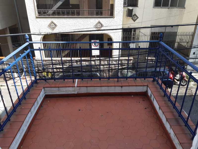 VARANDA - Casa 4 quartos à venda Tijuca, Norte,Rio de Janeiro - R$ 1.500.000 - TACA40080 - 20