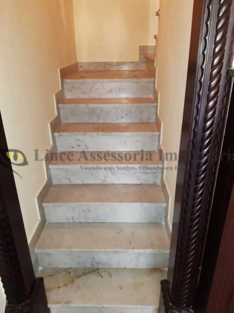 ACESSO AO 2.º ANDAR - Casa 4 quartos à venda Tijuca, Norte,Rio de Janeiro - R$ 1.500.000 - TACA40080 - 12