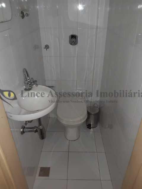 LAVABO - Casa 4 quartos à venda Tijuca, Norte,Rio de Janeiro - R$ 1.500.000 - TACA40080 - 11