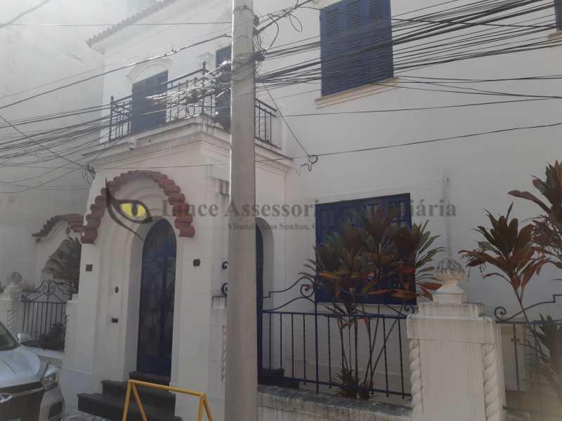FACHADA - Casa 4 quartos à venda Tijuca, Norte,Rio de Janeiro - R$ 1.500.000 - TACA40080 - 1