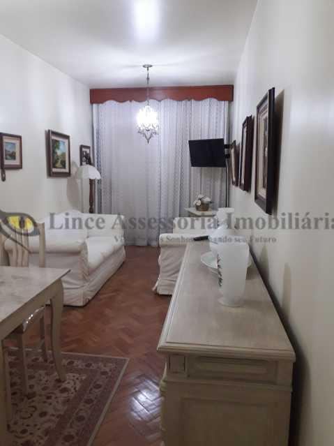 Sala em dois ambientes - Apartamento 2 quartos à venda Tijuca, Norte,Rio de Janeiro - R$ 450.000 - TAAP22548 - 4