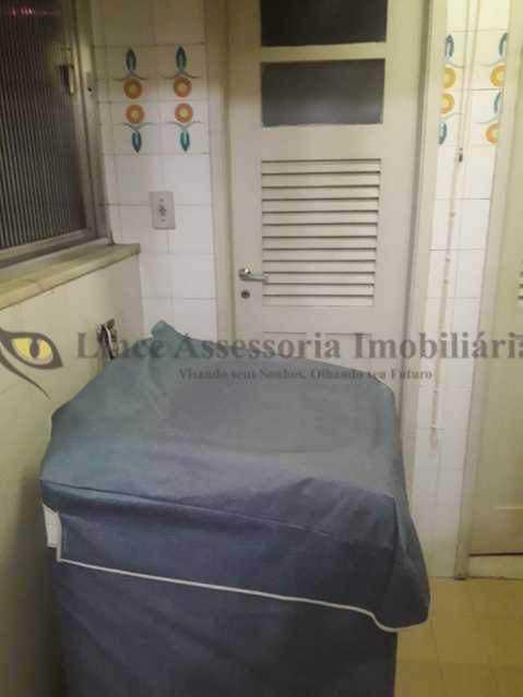 Área de serviço - Apartamento 2 quartos à venda Tijuca, Norte,Rio de Janeiro - R$ 450.000 - TAAP22548 - 23