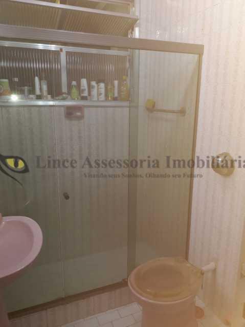 Banheiro social - Apartamento 2 quartos à venda Tijuca, Norte,Rio de Janeiro - R$ 450.000 - TAAP22548 - 9